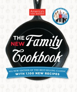 The New Family Cookbook - Front Cover