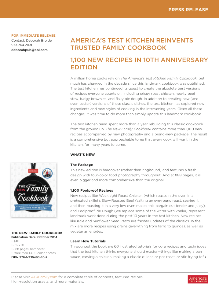 The Best Of America S Test Kitchen  And Pdf
